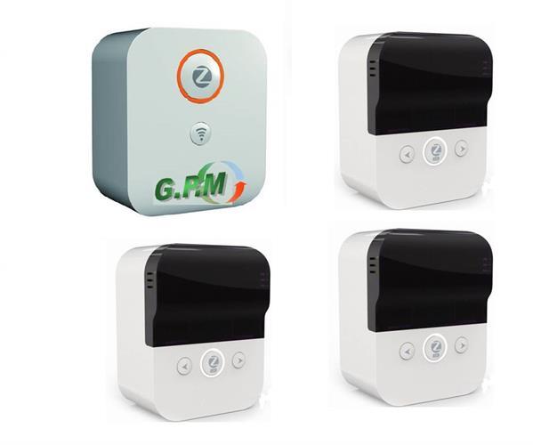 בסוטו משולש -קיט שידרוג שלושה מזגנים למזגנים חכמים WiFi +יחידת נתב חכם