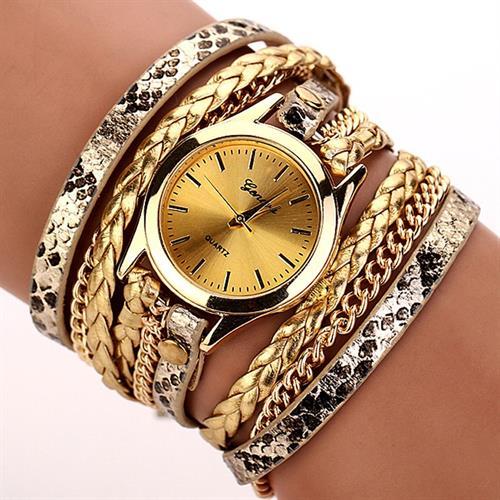 שעון צמיד מעוצב