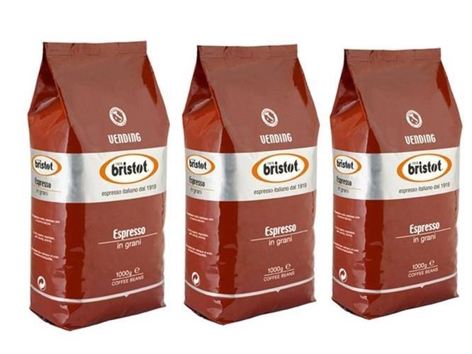 Bristot Espresso Beans 3 kg בריסטוט