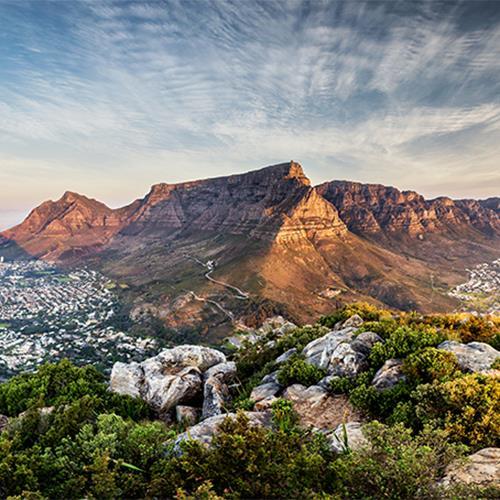 דרום אפריקה - ארץ הקשת בענן | יום ה׳, 14.12.17, שעה 19:00 | מרצה: אורי קציר