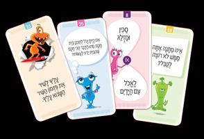 SoDoYou Junior  רב המכר סו-דו-יו - עכשיו גם לילדים!משחק שאלות לילדים שמטרתו היכרות משותפת