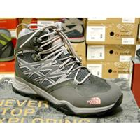 נעלי הרים נשים אפור THE NORTH FACE HEDGEHOG HIKE MID GTX