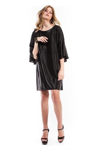 שמלת לורה שחור לורקס