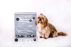 כלי אוכל ושתיה לכלב - ג'ולי S
