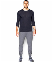 מכנסיי אנדר ארמור  1299145-025 Under Armour Threadborne Fleece Stacked Joggers