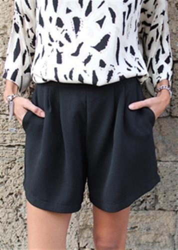 מכנס רומבה שחור
