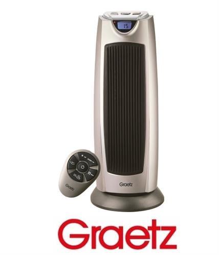Graetz מפזר חום קרמי מגדל דגם GR-993RC