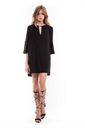 שמלת רנה שחורה