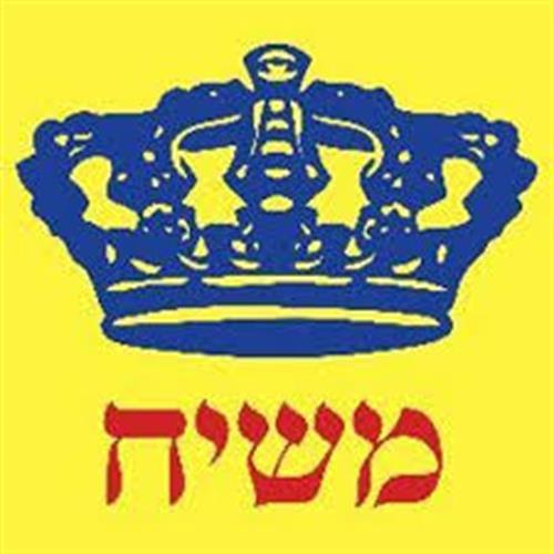 דגל משיח 1/1.5 מטר (10 יחי')
