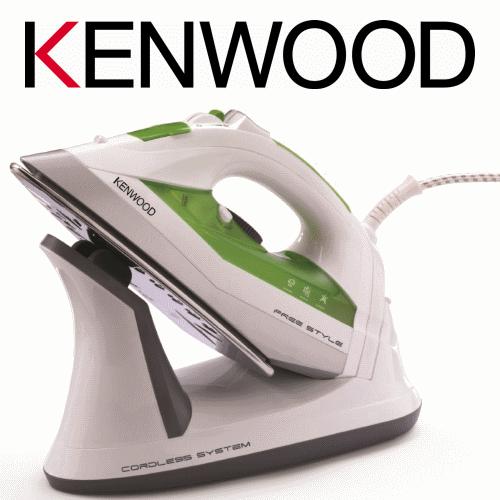 KENWOOD מגהץ אדים נשלף דגם: ST-6236