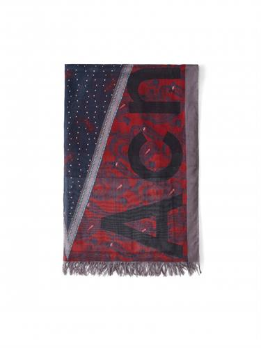 MARJON SCARF RED