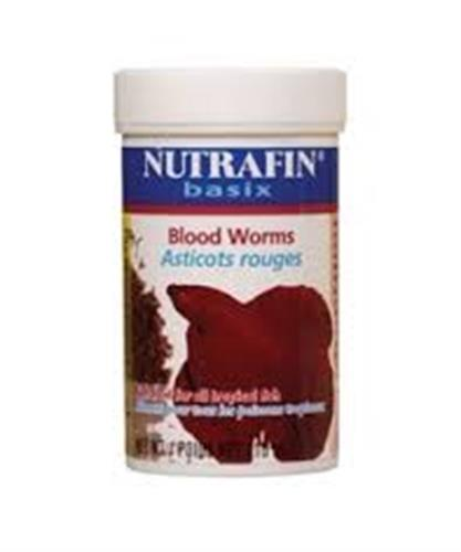 מזון תולעי דם יבשים 9 גרם