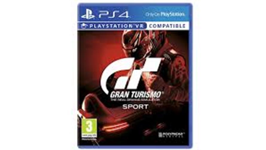 GRAN TURISMO SPORT - THE REAL DRIVING SIMULATOR