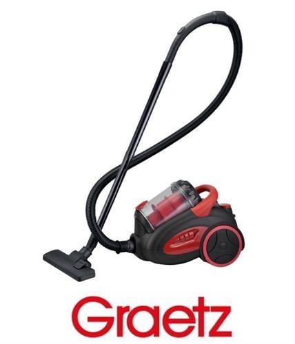 Graetz שואב אבק ציקלון אלקטרוני ללא שקית דגם: GR-557