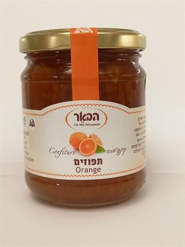 קונפיטורה תפוזים