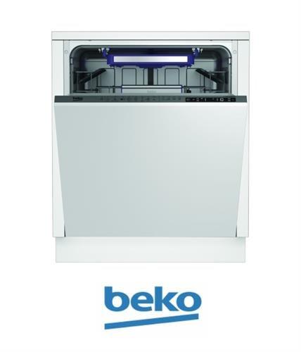 beko מדיח רחב אינטגרלי מלא דגם: DIN-28310 מתצוגה !