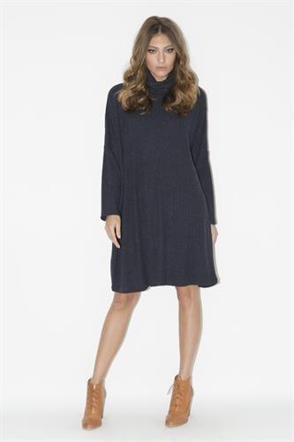 שמלה קייסי כחולה