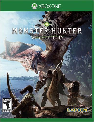 Monster Hunter: World לקונסולת Xbox One