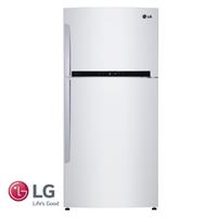 LG מקרר מקפיא עליון 593 ליטר דגם: GR-M6980W לבן