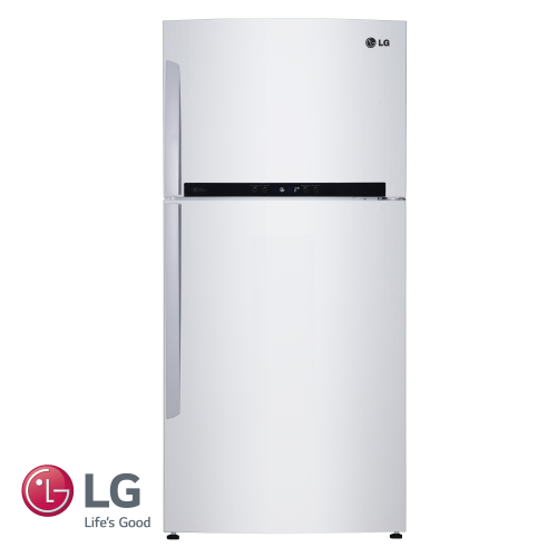LG מקרר מקפיא עליון 515 ליטר דגם: GR-M6780W לבן