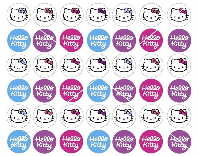 Hello Kitty  Transfer Sheet