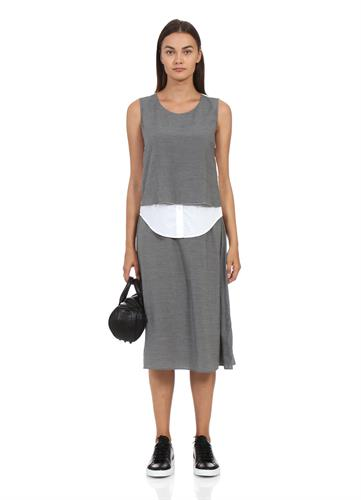 MM6 GREY DRESS