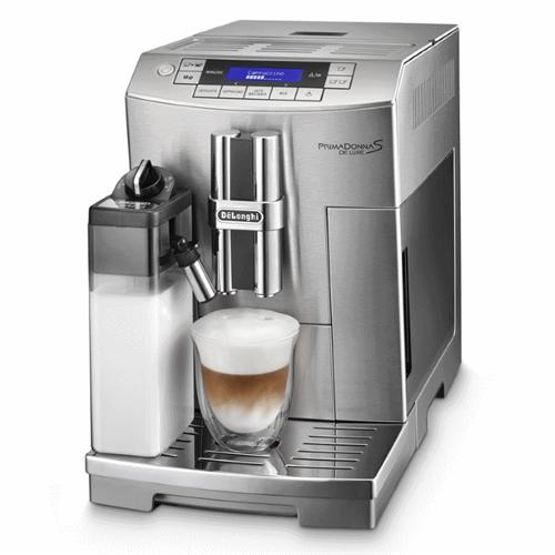 DeLonghi Coffee מכונת אספרסו אוטומטית דגם: ECAM 28.465. M