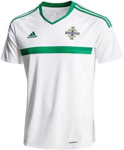 חולצת צפון אירלנד חוץ 2016
