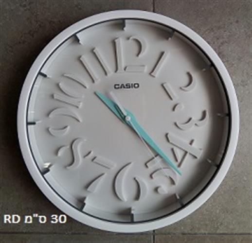 שעון קיר CASIO IQ64-כחול
