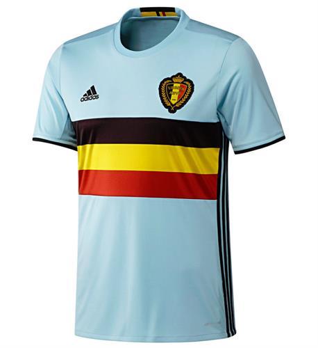 חולצת בלגיה חוץ 2016