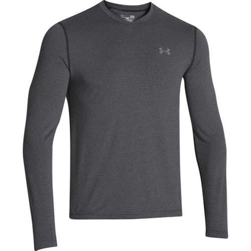 חולצת אופנה ש ארוך וי  אנדר ארמור 1248933-001