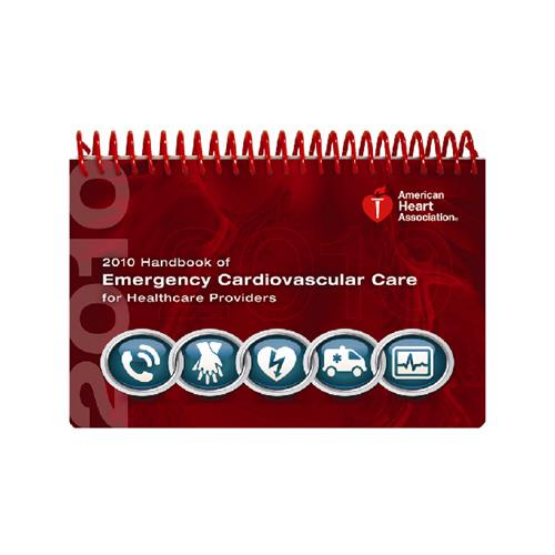 2010 Handbook Of Emergency Cardiovascular Care : For Healthcare Providers