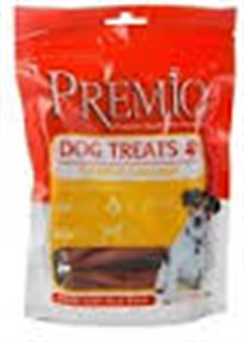 חטיף פרמיו רך לכלב נקניקיות עוף 100 גרם