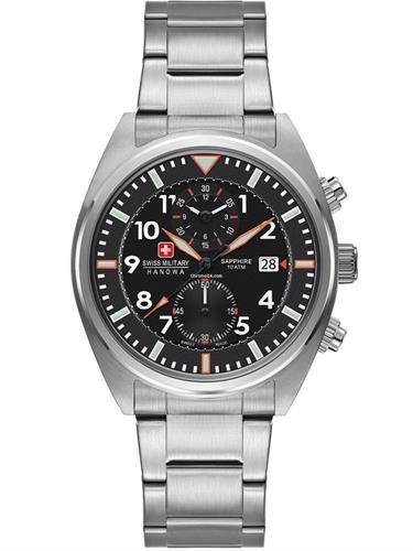שעון יד אנלוגי גברים Swiss Military Hanowa 06-5227.04.007