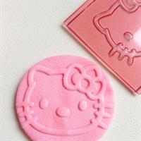 CAT FACE EMBOSSED STAMP