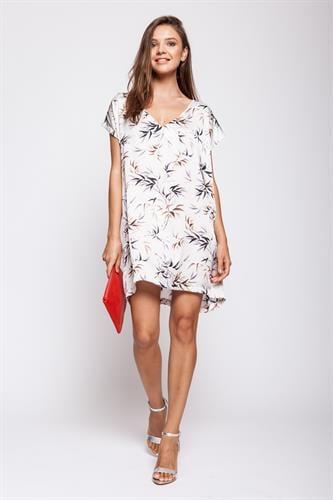שמלת ואלי לבנה