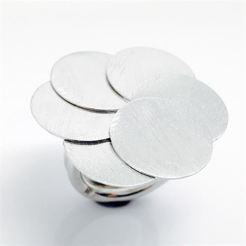 טבעת כסף איטלקית נשים 925 MY041300096998