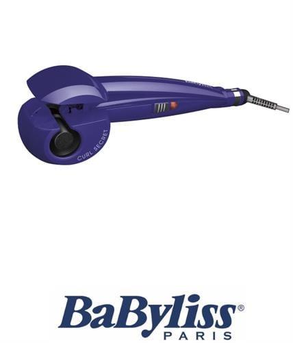 BaByliss מסלסל שיער CURL SECRET  דגם C-904 גוון כחול סגול
