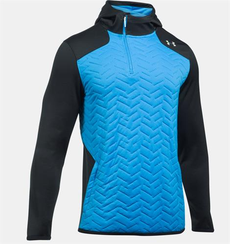 קפוצ'ון אנדר ארמור 1299169-983  Under Armour Men's ColdGear® Reactor Fleece Insulated ¼ Zip