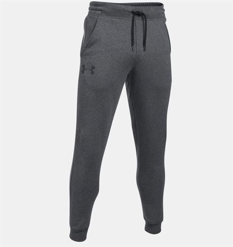 מכנסיי אנדר ארמור  1309818-001 Under Armour Rival Fleece Fitted Joggers