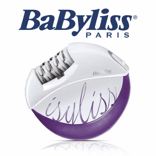 BaByliss מסיר שיער חשמלי ונטען  דגם: BA-G496E
