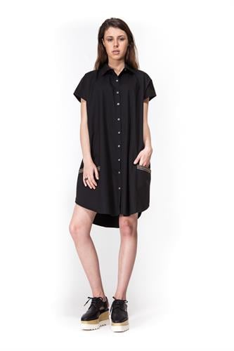 שמלת קמילו שחור