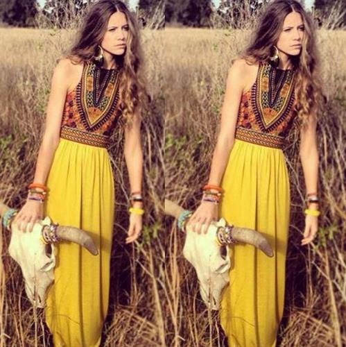 שמלה המעוצבת דגם מרי (צבע צהוב)