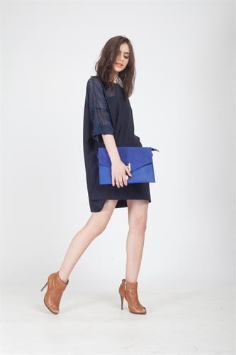 שמלת ניקי כחול