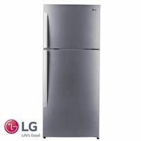 LG מקרר מקפיא עליון 381 ליטר דגם: GR-B440INVS גוון נירוסטה מתצוגה !
