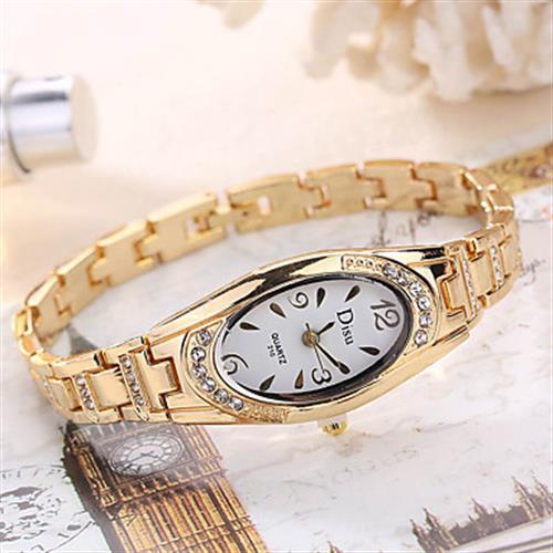 שעון זהב מהודר לאישה