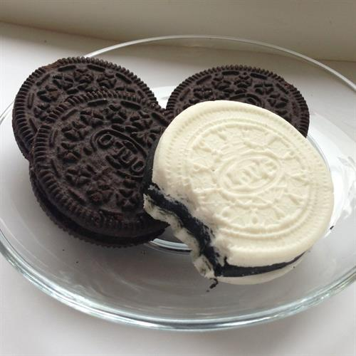 OREO COOKIE STAMP