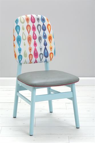 כסא וינטג' ילד
