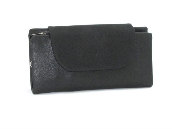 ארנק אופנה ווגאס שחור