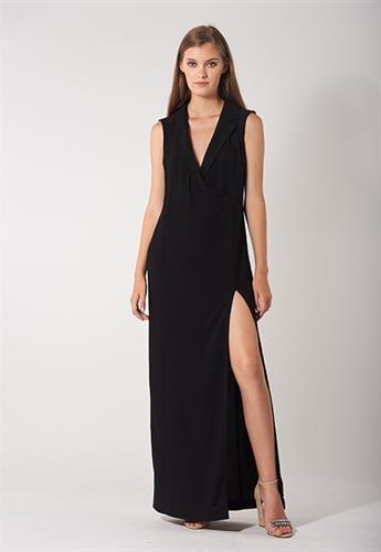 שמלת אליסייה שחורה